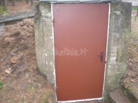 Gaminame metalines duris rūsio sandėliukams - nuotraukos Nr. 3