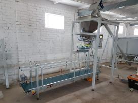 Birių produktų fasavimo, pakavimo linija