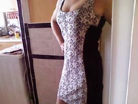 Labai daili suknele su gipiuru