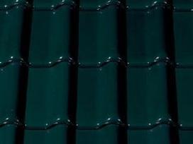 žalios keraminės čerpės - nuotraukos Nr. 6