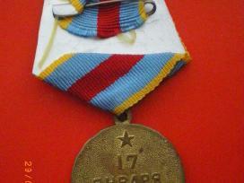 Medalis už Varšuvos išvadavimą. N80*