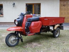 Pirkčiau rusiška Motocikla-mopeda