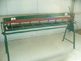 Giljotinas 2,5m