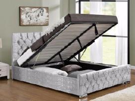 Nauja lova su patalynės dėže