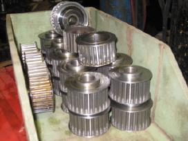 Nestandartiniai gaminiai.tekinimo,frezavimo ir kit