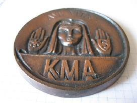 Atminimo medalis.zr. foto.kma.llabai gero sto