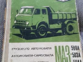 Maz 500a,503a,504a detalių katalogas