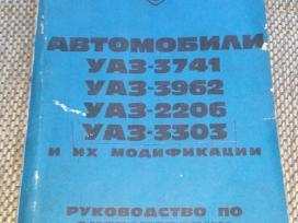 Automobilis Ua3-3741, 3962, 2206, 3303