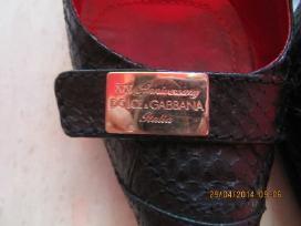 Originalus, stilingi dolce gabbana bateliai