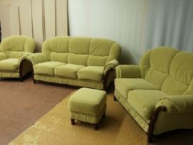 Visos minkštųjų baldų remonto paslaugos