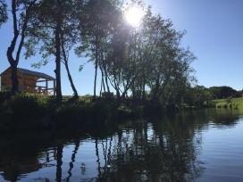 Baidarių ir stovyklavietės nuoma prie Verknės upės