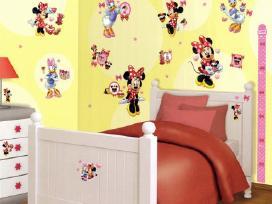 Lipdukai, dekoracijos vaiko kambariui