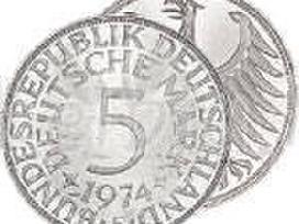 Perku Vokietijos markes 1 M = 0,35 Eur