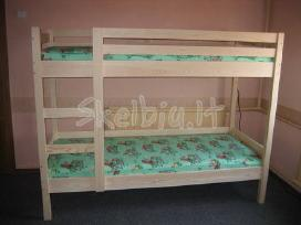 Dviaukštės lovos - nuotraukos Nr. 3