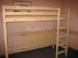 Dviaukštės lovos