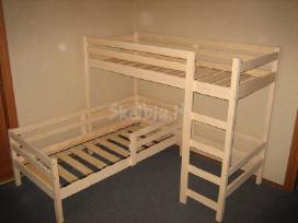 Dviaukštės lovos - nuotraukos Nr. 7