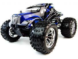 Naujas rc 1:10 monstro modelis (ne žaislas)
