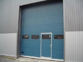 Kokybiški pakeliami garažo vartai - nuotraukos Nr. 2