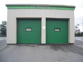 Kokybiški pakeliami garažo vartai - nuotraukos Nr. 3