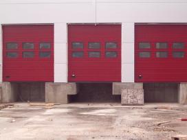 Kokybiški pakeliami garažo vartai - nuotraukos Nr. 4