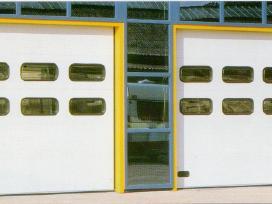 Kokybiški pakeliami garažo vartai
