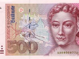 Perku vokietijos markes banknotus ir monetas - nuotraukos Nr. 2