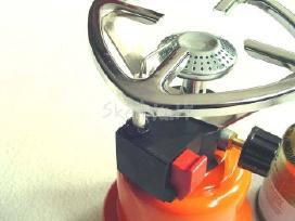 Turistinė dujinė įranga - dujinės viryklės ir kita