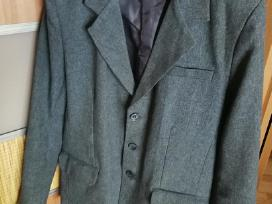 Vaikino mokyklinis švarkas,dydis ~170 cm. 15 Eur