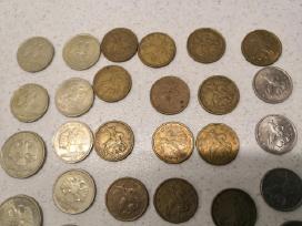 Rusijos monetos