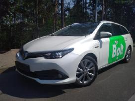 Siulome taksi - pavėžėjo darbą Vilniuje ir Kaune