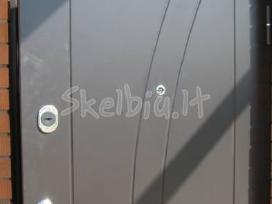 Šarvuotos durys nuo 294 Eur (su montavimo darbais)