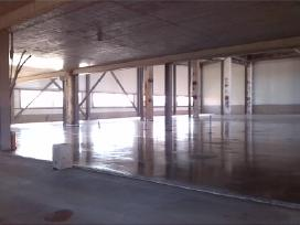 Pramonines betonines grindys (privati brigada)