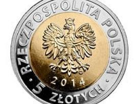 Lenkija 2014 m. 5 z  .25 lat wolno ci