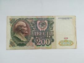 1991m 200 rubliu
