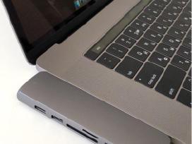 MacBook Pro/air Type C adapteris hub