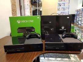 Xbox One 500gb Konsolės Su Garantija