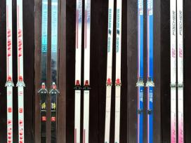 Lygumų slidinėjimo inventorius