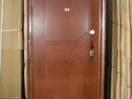 Akcija. Metalinės, seifinės ir lauko durys