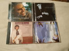 Andrea Bocelli michael Bubl David Essex Starship