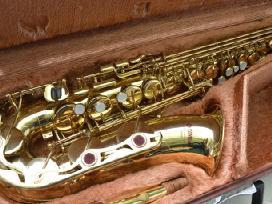 Saksofonas yamaha su fa pigiau nei kitur - nuotraukos Nr. 8
