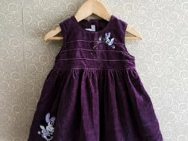 Violetinė H&m suknelė su Minnie Disney 74 d.