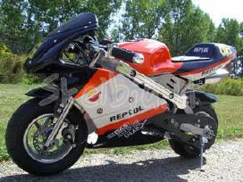 Moto dalys pocket bike, cross bikes, quad - nuotraukos Nr. 7
