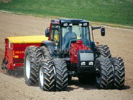 Kompiuterinis žemės ūkio technikos tobulinimas