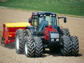 Traktoriu galingumo didinimas.