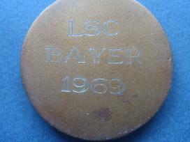 Vokiškas medalis - nuotraukos Nr. 2