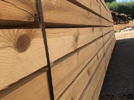 Kokybiška statybinė ir kalibruota mediena, iki 9m.