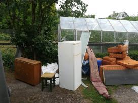 Išvežimas senų baldų , rūsiu tvarkymas