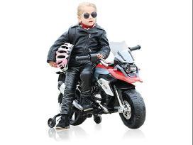 Vaikiškas Elektrinis Motociklas