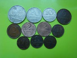 Perku latvijos tarpukario monetas - nuotraukos Nr. 2