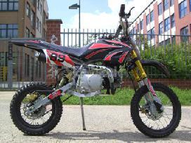 Atv cross bike 125cc - nuotraukos Nr. 3